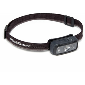 Black Diamond Spot Lite 200 Lampada Frontale, nero/grigio
